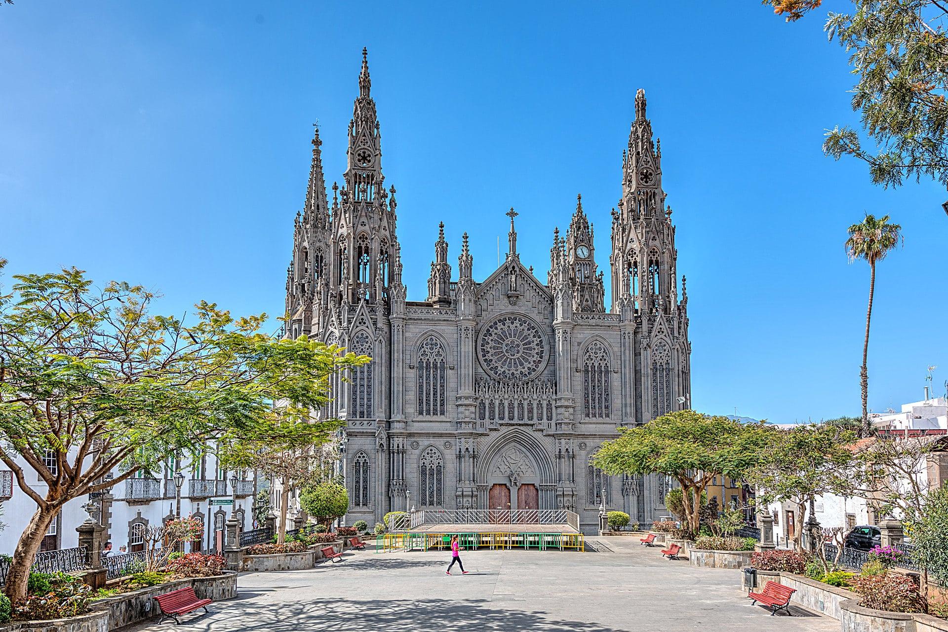 Arucas-Parroquia-San-Juan-Bautista