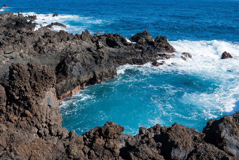 Meer auf La Palma