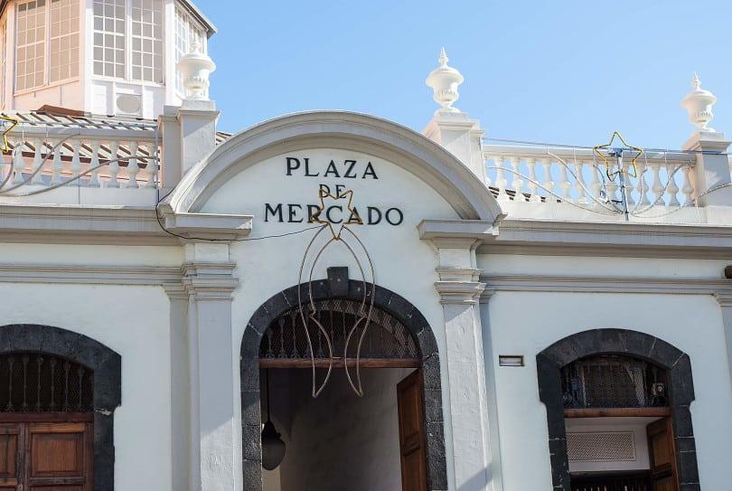 Plaza de Mercado - La Palma