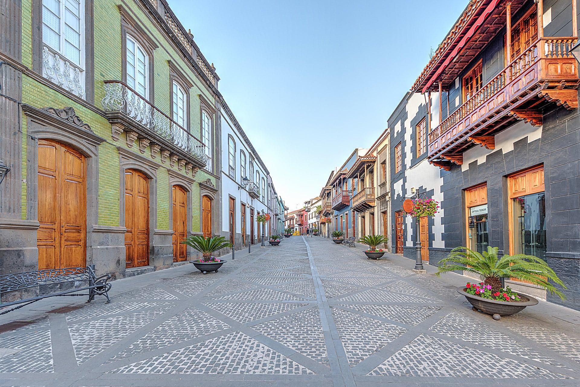 Teror-Calle-Real-de-la-Plaza