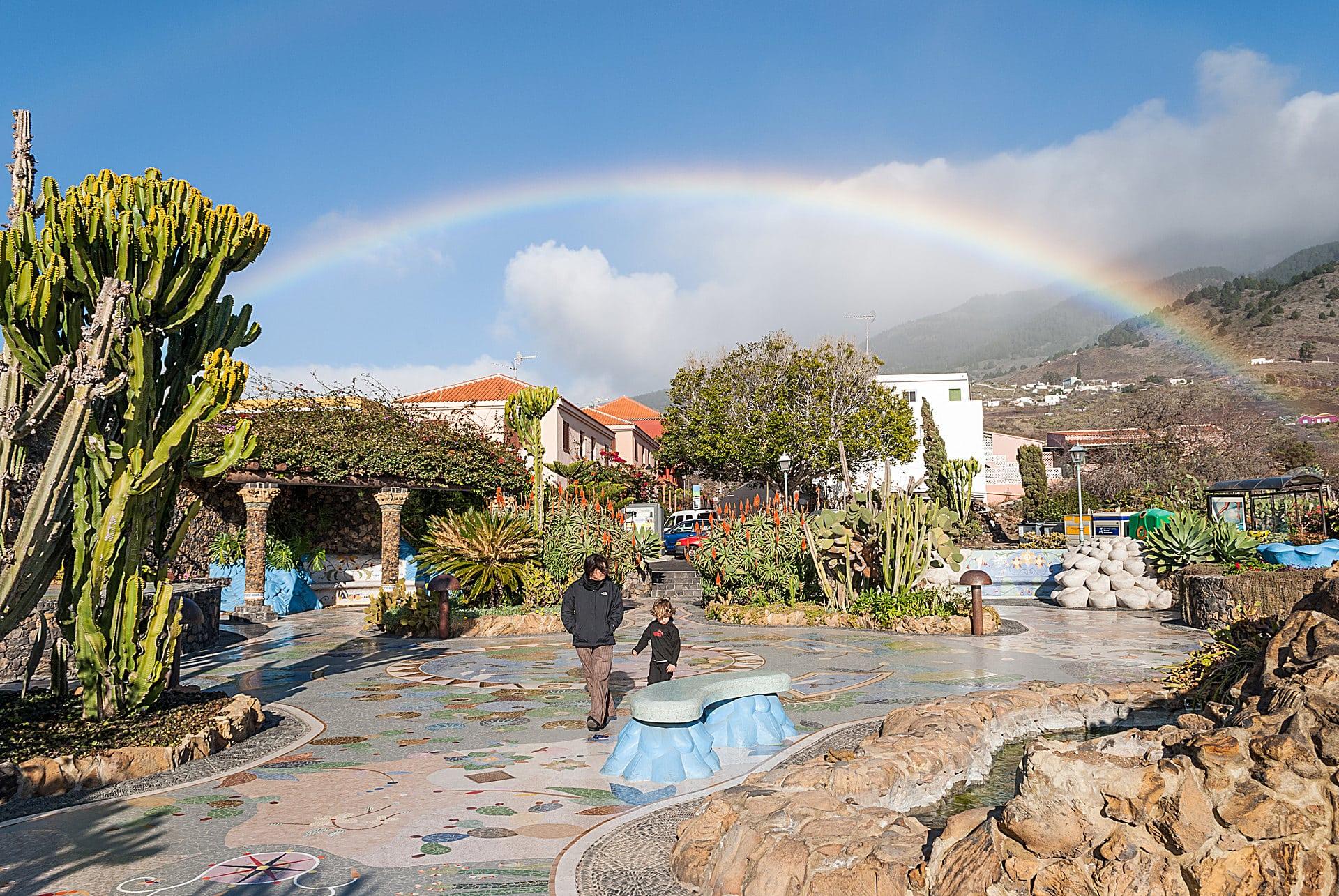 Das Wetter auf La Palma